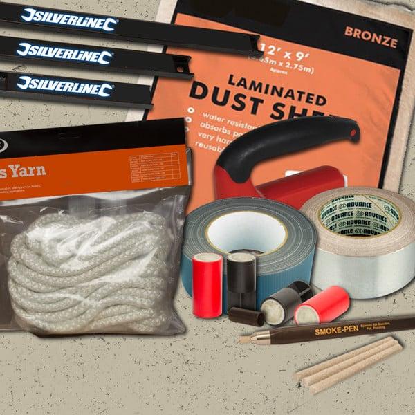 Smoke Pellets & Accessories