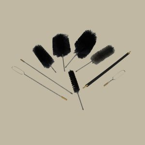 Hayes Flue Brushes - Industrial (Set of 9) - WH13-B2 - Rodtech UK